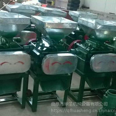 小型粮食加工厂 豆子玉米挤扁机