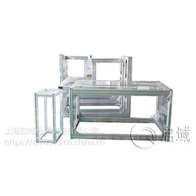 浙江定制铝型材输送线工作台安装