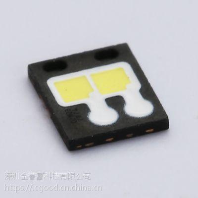 欧司朗LED 汽车大灯光源 KW H2L531 两芯黑体贴片灯珠