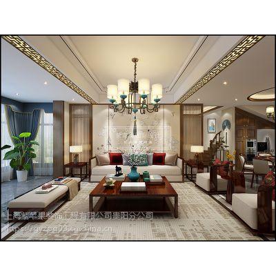 新中式别墅装修|中式和新中式的区别|新中式别墅设计