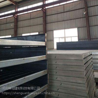 四川达州钢边框保温隔热轻型板厂家 仓储专用板