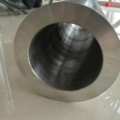 45#厚壁管车削加工/钢管切割零售/金属制品用 无缝管钻孔加工/交货及时价格低