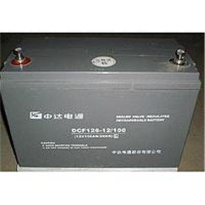 台达蓄电池DCF126-12/200 中达电通蓄电池12v200ah实时报价
