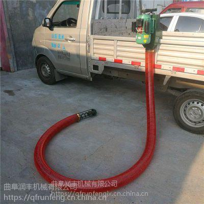 粮库用吸粮机 便携携带式车载吸粮机 加工定制软管吸粮蛟龙润丰