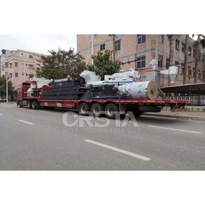 越南PET废塑瓶处理生产线1000KG 柯达机械饮料瓶破碎清洗机