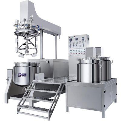 液压升降真空均质乳化机 高剪切乳化机