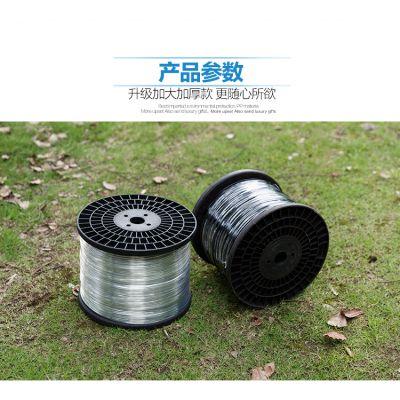 厂家直销-温室遮阳系统专用配件-内外用托幕线