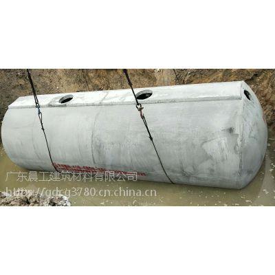 提供选择钢筋混凝土整体雨水收集池的理由