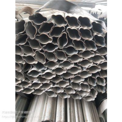 镀锌梅花管生产厂-梅花形钢管生产厂家
