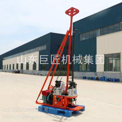 石油物探钻机YQZ-30液压轻便钻机水钻机更环保