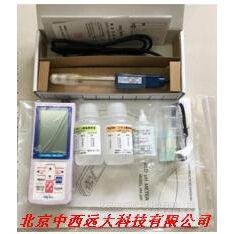 中西 便携式PH/ORP计 型号:FF06-HM-30P库号:M293369