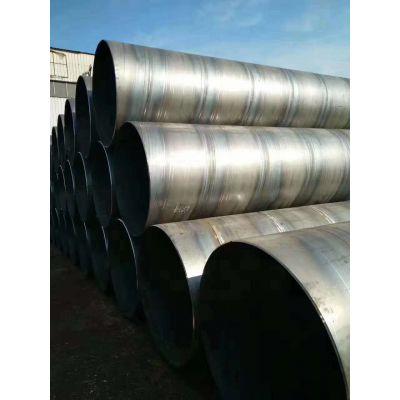 重庆螺旋管直供630地下排污用螺旋焊管720防腐螺旋管