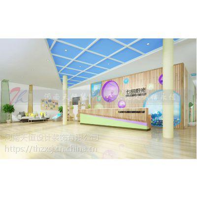 幼儿园装修公司—新乡幼儿园设计如何才能空间比较合理