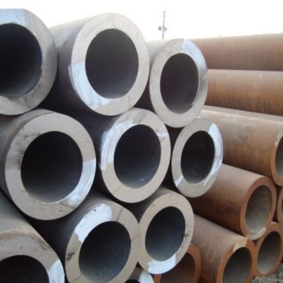厚壁无缝钢管 重庆45#无缝钢管厂家 稳发 大口径无缝钢管