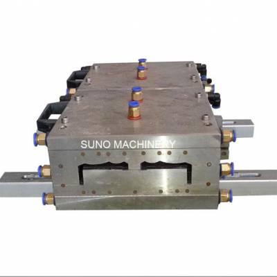 新型pvc扣板生产线-扣板生产线-塑诺机械公司(查看)