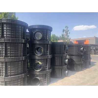 无渗漏_不漏水_密封安全的塑料检查井厂家