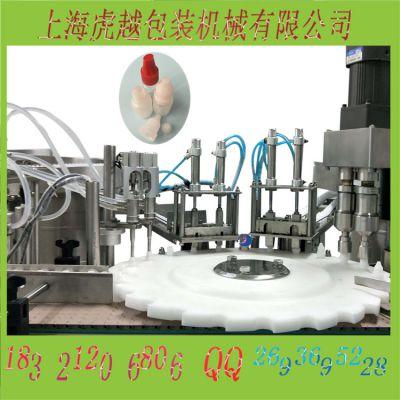 专业供应眼药水灌装机定量灌装5ml塑料瓶的液体 常压包装设备