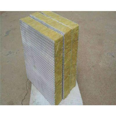 生产厂家岩棉复合板 电梯井 A级耐高温岩棉板