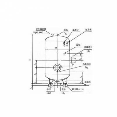 江苏蒸汽-中祥空调-蒸汽-水换热机组