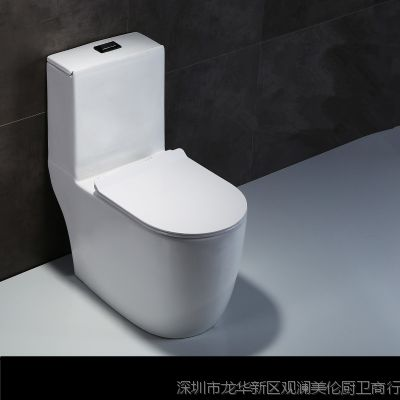 卫浴洁具 普通正品座便器 节水超漩 超强冲力坐便器 马桶厂家直销