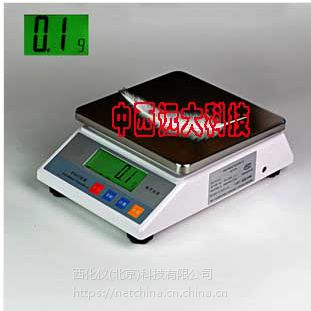 中西 电子天平/电子秤30kg/1g 型号:M405628/JK13-JKH库号:M405628