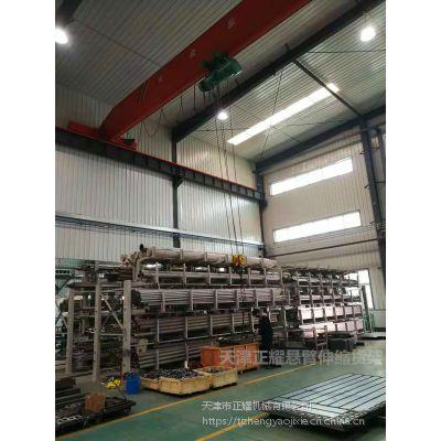 上海悬臂伸缩货架 专业型材库使用货架 存取方便安全