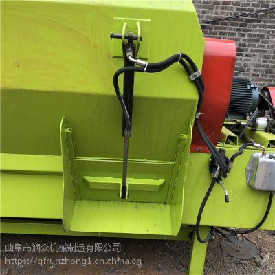 加工设备精量tmr搅拌机 饲养管理更精准混料机 双轴tmr搅拌机
