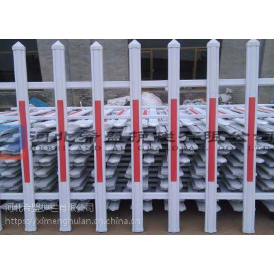 广元市优质PVC草坪护栏厂家配件免费送