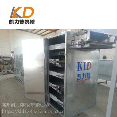 山东网带烘干设备专业供应商 2500型五层网带干燥机视频