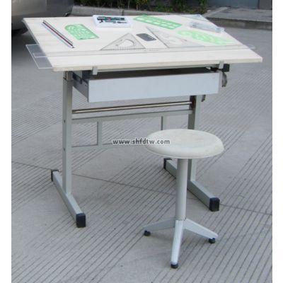 升降式多功能制图绘图桌