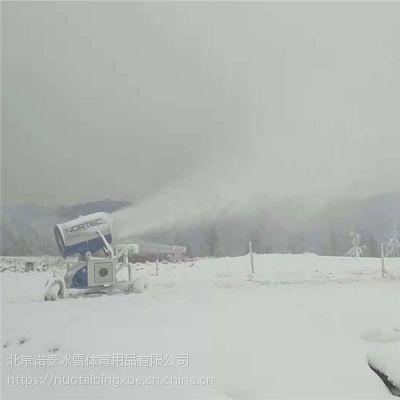 资深造雪机生产厂家人工造雪机噪音小适应不同地区高效造雪