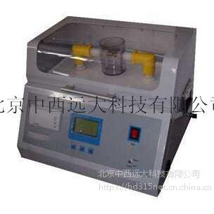 中西 全自动油介电强度测试仪 型号:CN63M/BD-5801库号:M364539
