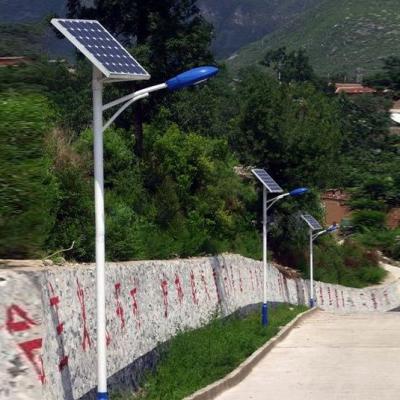 承运供应BY095安徽6米40W美丽乡村建设太阳能路灯照明LED新农村路灯可定制室外路灯