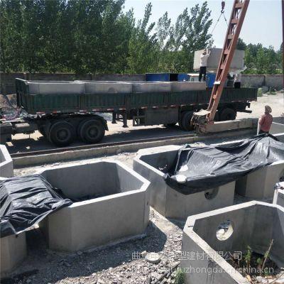 优质防腐蚀水泥化粪池 高抗压混凝土化粪池 厂家直销