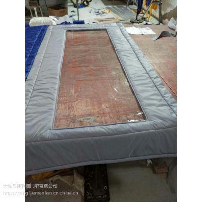厂家直销各种型号的棉门帘可定制窗口