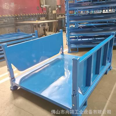折叠式堆垛架在安装时应该注意哪些问题呢?找尚简SJ-DDJ定制厂家