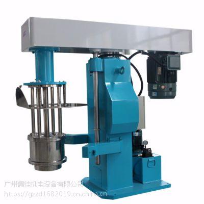 广东地区哪家厂家的油墨卧式砂磨机好用价格合理