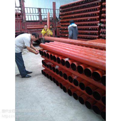 重庆柔性铸铁管现货库存厂-W型B型A型楼房排水铸铁管批发