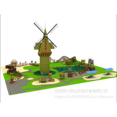 户外儿童树屋 室外木质树屋 大型广场攀爬屋 广场综合木屋玩具、儿童乐园、商场、公园、景区、学校、大型