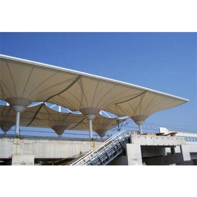 锦芊装饰工程(图)-膜结构足球场看台-马鞍山膜结构
