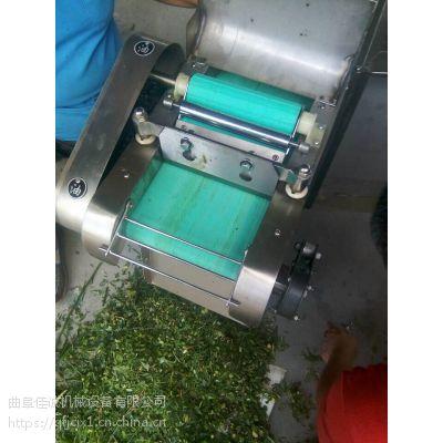 新型不锈钢切菜机 1000型切菜机价格 曲阜佳诚机械
