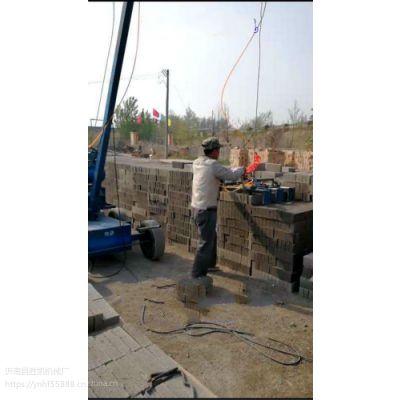 免烧砖收砖机价格 水泥砖夹砖机