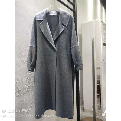 全新供应湖北地区呢子大衣阿尔巴卡大衣男女秋冬装2018新款发售