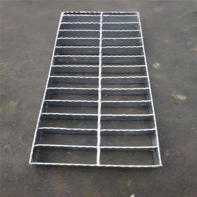 热镀锌踏步板 防滑踏步板 平面钢格板