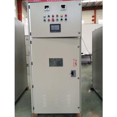 630kw高压固态软起动柜到现场连接