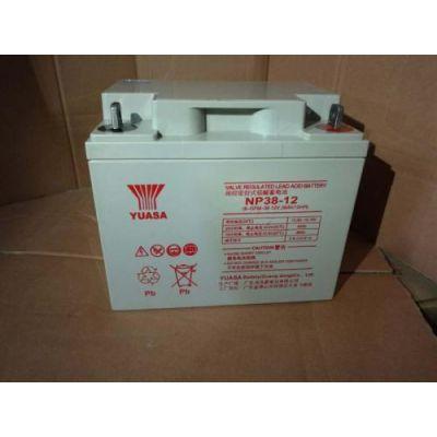 汤浅蓄电池NP65-12汤浅电池12V65AH尺寸\阀控式铅酸免维护UPS/EPS包邮