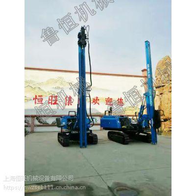 履带压桩机 液压锤打桩机 3-6米压桩机厂家 多功能打桩机厂家