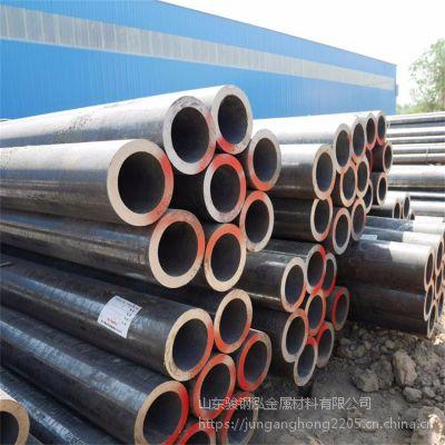 聊城Q345B无缝钢管专营Q345B大口径厚壁管规格齐全