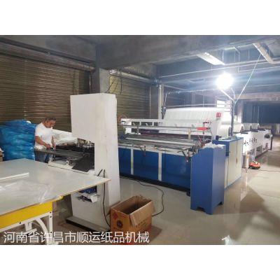 一个生产卫生纸的小型加工厂需要几个工人 许昌顺运