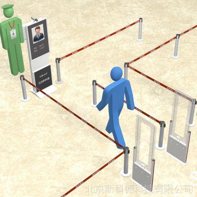 机场控制区通行证信息管理系统 控制区通行证查验设备 信息采集审核、制证、人脸识别验证